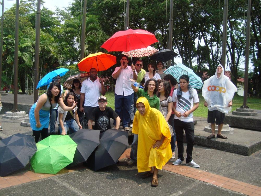 Info sobre la Marcha mundial contra el cambio climático en Costa Rica (3/6)