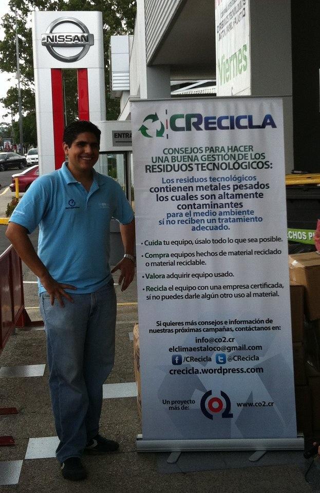 Rafa CRecicla