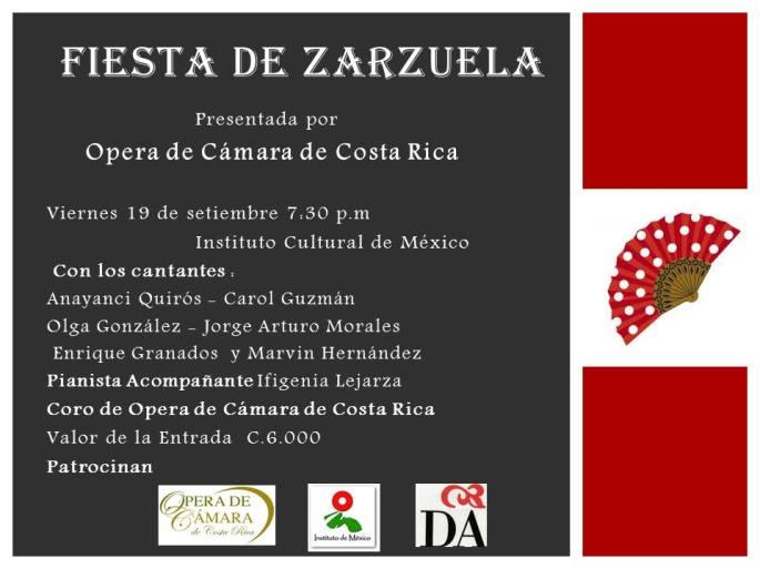 Fiesta de Zarzuela